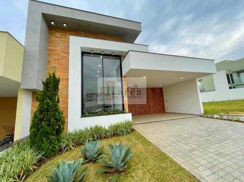 Casa de Condomínio, código 17247 em Sorocaba, bairro Ibiti Reserva