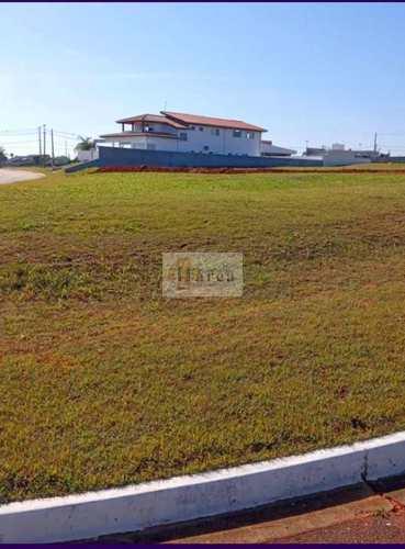 Terreno de Condomínio, código 17408 em Araçoiaba da Serra, bairro Evidence