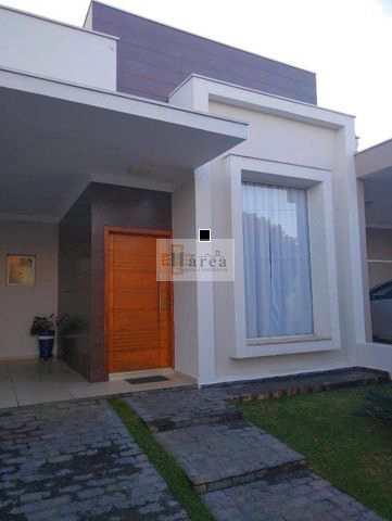Casa de Condomínio, código 17415 em Sorocaba, bairro Villa do Bosque