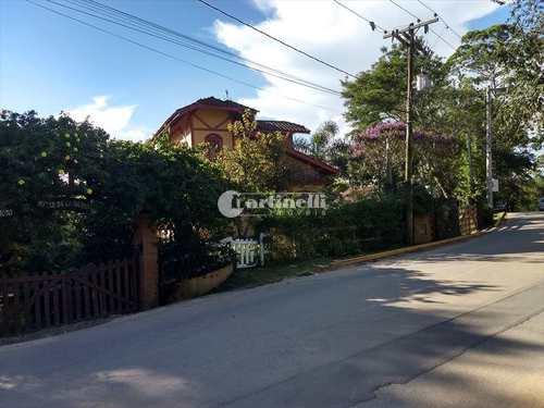 Sobrado, código 595 em Santo Antônio do Pinhal, bairro Centro