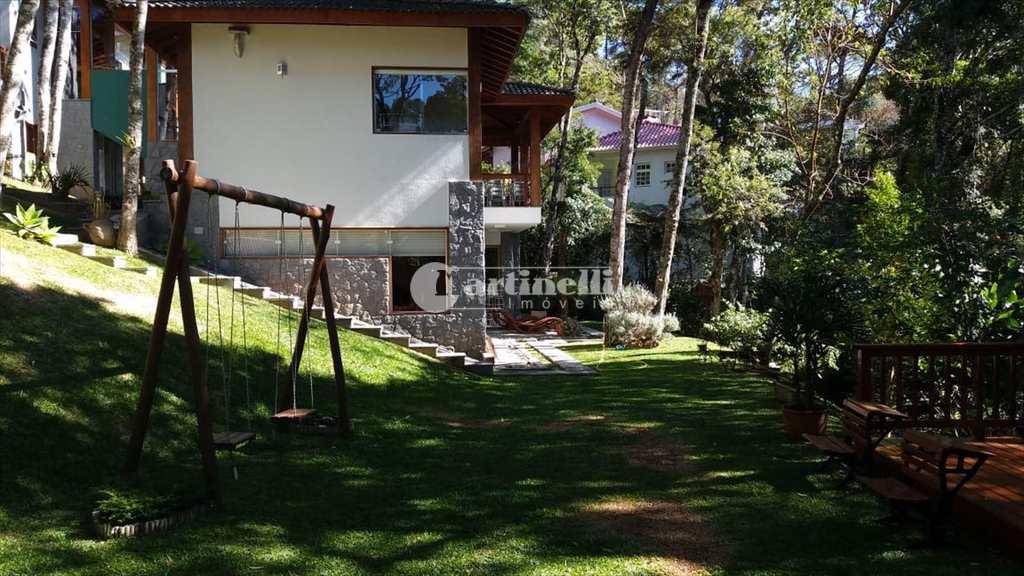 Casa de Condomínio em Santo Antônio do Pinhal, no bairro Proximo Ao Centro