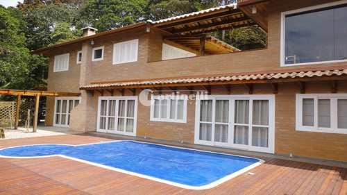 Casa de Condomínio, código 575 em Santo Antônio do Pinhal, bairro Zona Rural