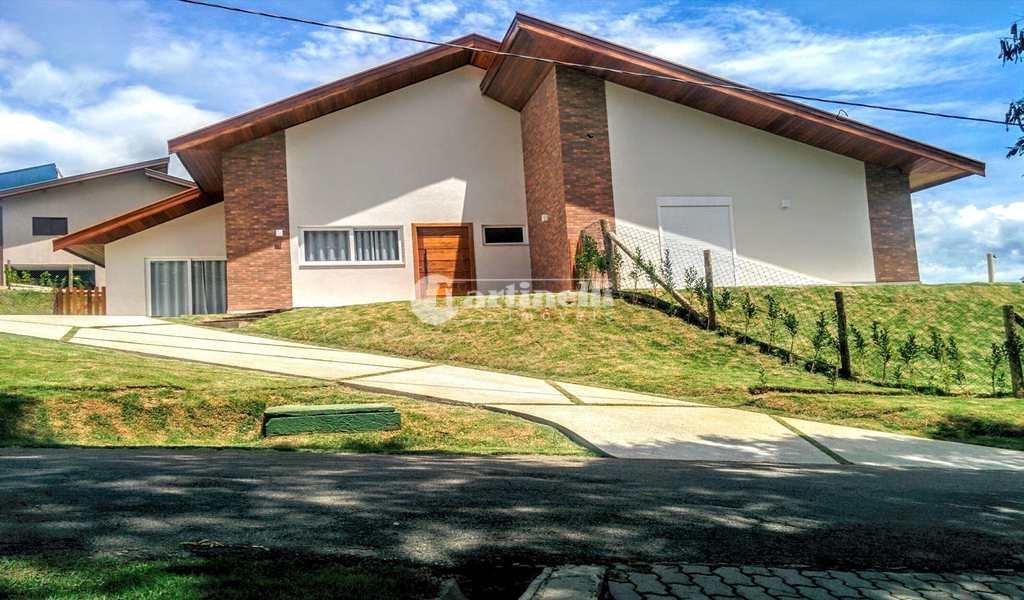 Casa de Condomínio em Santo Antônio do Pinhal, bairro Rio Preto