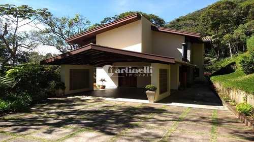 Casa de Condomínio, código 548 em Santo Antônio do Pinhal, bairro Centro