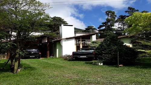 Casa de Condomínio, código 505 em Santo Antônio do Pinhal, bairro Centro