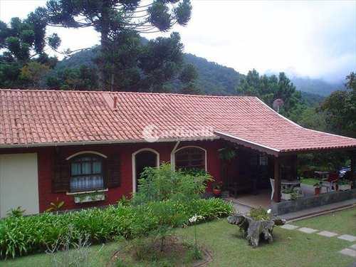 Casa de Condomínio, código 483 em Santo Antônio do Pinhal, bairro Centro