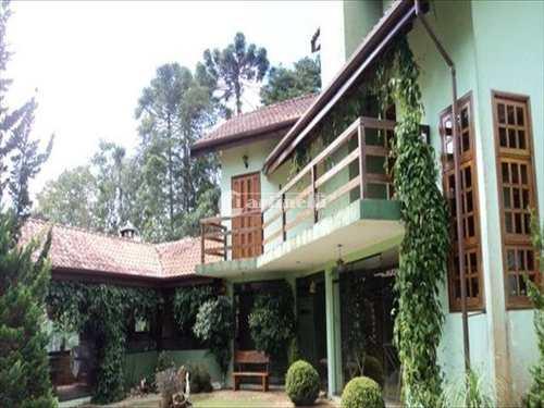 Casa de Condomínio, código 346 em Santo Antônio do Pinhal, bairro Centro