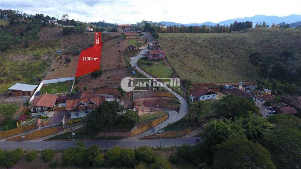 Terreno em Santo Antônio do Pinhal, no bairro Santa Cruz