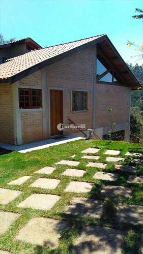 Casa, código 580 em Santo Antônio do Pinhal, bairro Zona Rural