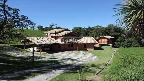 Casa de Condomínio, código 547 em Santo Antônio do Pinhal, bairro Zona Rural