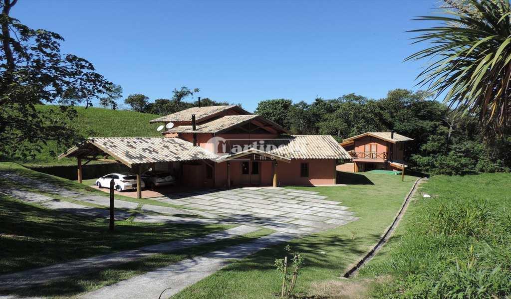 Casa de Condomínio em Santo Antônio do Pinhal, bairro Zona Rural