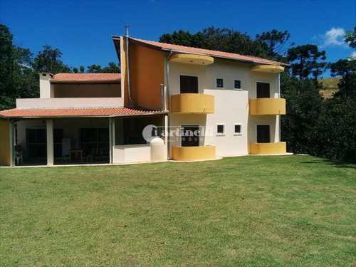 Casa de Condomínio, código 509 em Santo Antônio do Pinhal, bairro Zona Rural