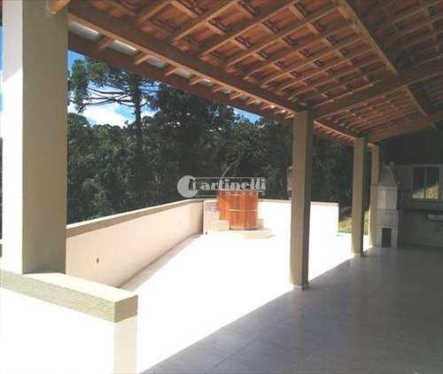 Casa de Condomínio, código 507 em Santo Antônio do Pinhal, bairro Zona Rural