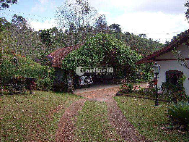 Sítio em Santo Antônio do Pinhal, no bairro Boa Vista