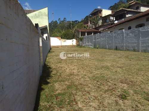 Terreno, código 601 em Santo Antônio do Pinhal, bairro Centro
