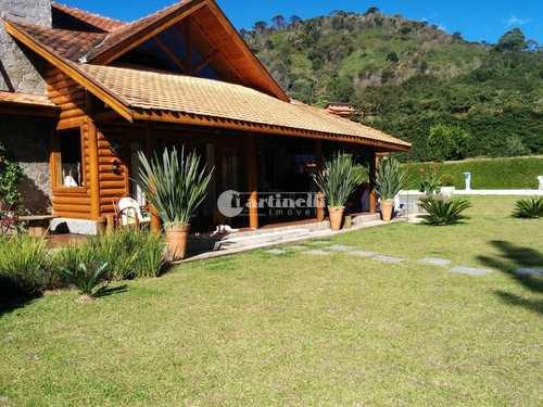 Casa de Condomínio, código 606 em Santo Antônio do Pinhal, bairro Zona Rural