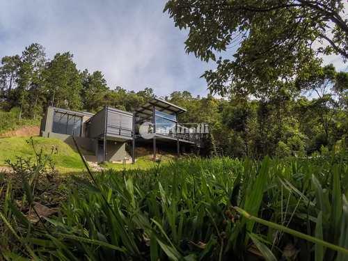 Casa de Condomínio, código 611 em Santo Antônio do Pinhal, bairro Centro