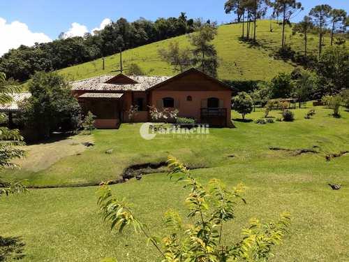 Sítio, código 614 em Santo Antônio do Pinhal, bairro Rural
