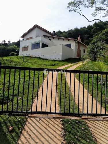 Casa de Condomínio, código 618 em Santo Antônio do Pinhal, bairro 6 Km