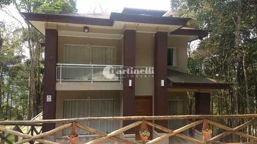 Casa de Condomínio, código 624 em Santo Antônio do Pinhal, bairro Urbano