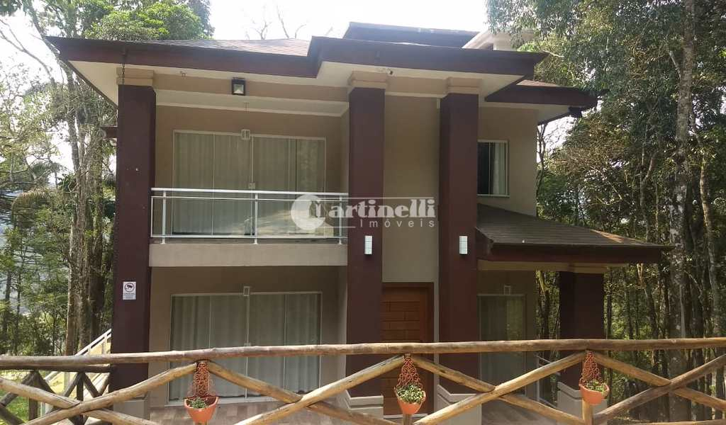 Casa de Condomínio em Santo Antônio do Pinhal, bairro Urbano