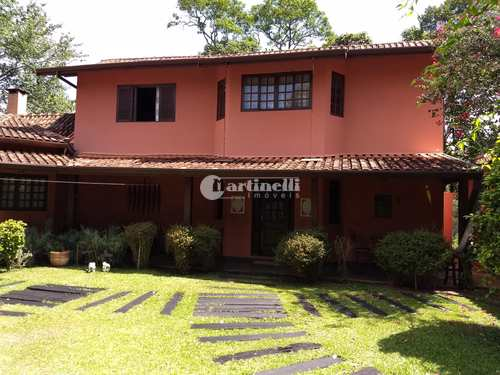 Casa de Condomínio, código 625 em Santo Antônio do Pinhal, bairro Centro