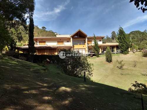 Casa de Condomínio, código 632 em Santo Antônio do Pinhal, bairro 6 Km