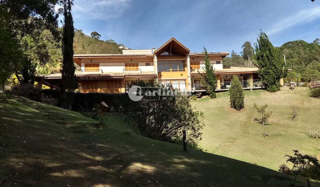 Casa de Condomínio em Santo Antônio do Pinhal, bairro 6 Km