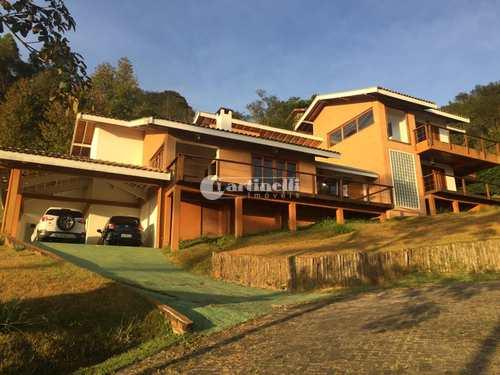 Casa de Condomínio, código 645 em Santo Antônio do Pinhal, bairro Rio Preto