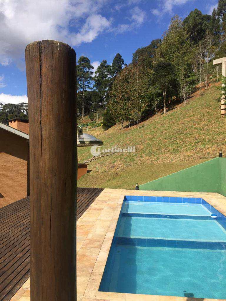 Casa de Condomínio em Santo Antônio do Pinhal, no bairro Rio Preto