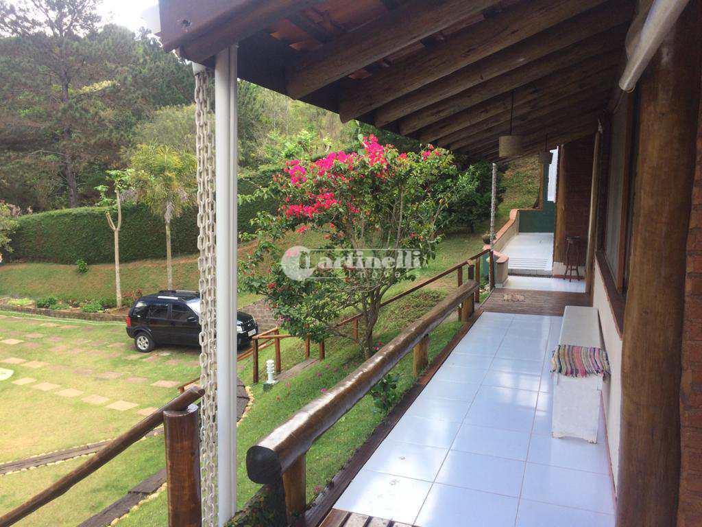 Casa de Condomínio em Santo Antônio do Pinhal, no bairro Machadinho