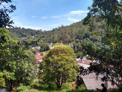 Terreno, código 679 em Santo Antônio do Pinhal, bairro Centro