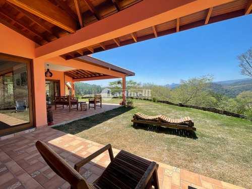 Casa de Condomínio, código 703 em Santo Antônio do Pinhal, bairro 6 Km