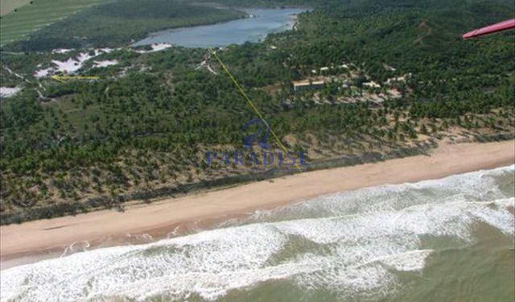 Área em Mata de São João, bairro Linha Verde