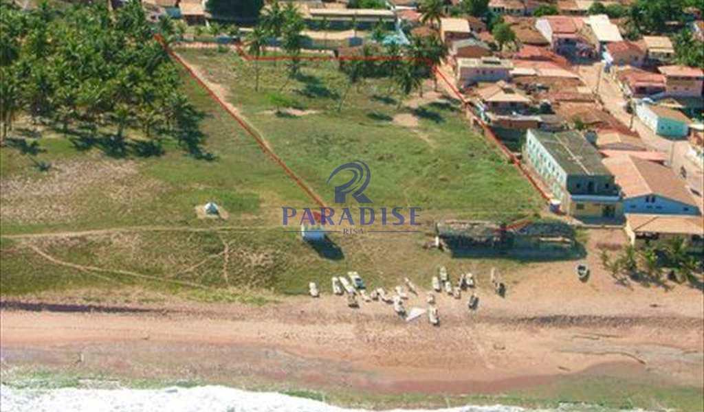 Terreno em Entre Rios, bairro Porto de Sauipe