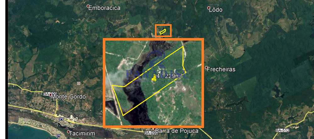Sítio em Itacimirim (Camaçari), no bairro Barra de Pojuca