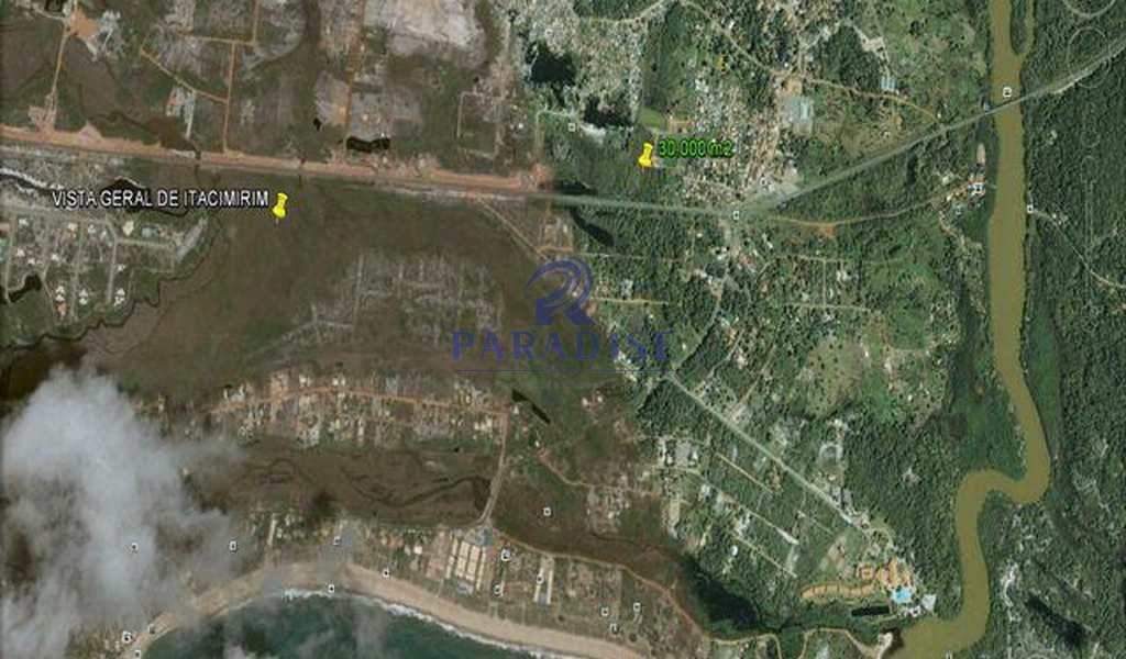 Terreno em Camaçari, bairro Área Rural de Camaçari