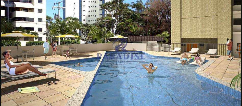 Apartamento em Salvador, no bairro Caminho das Árvores