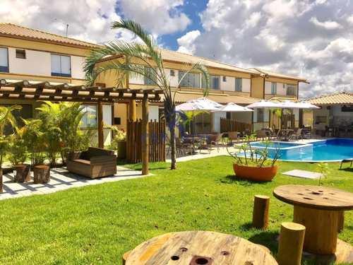 Apartamento, código 68376 em Itacimirim (Camaçari), bairro Itacimirim