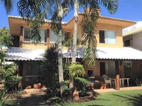 Casa, código 68483 em Camaçari, bairro Guarajuba (Monte Gordo)