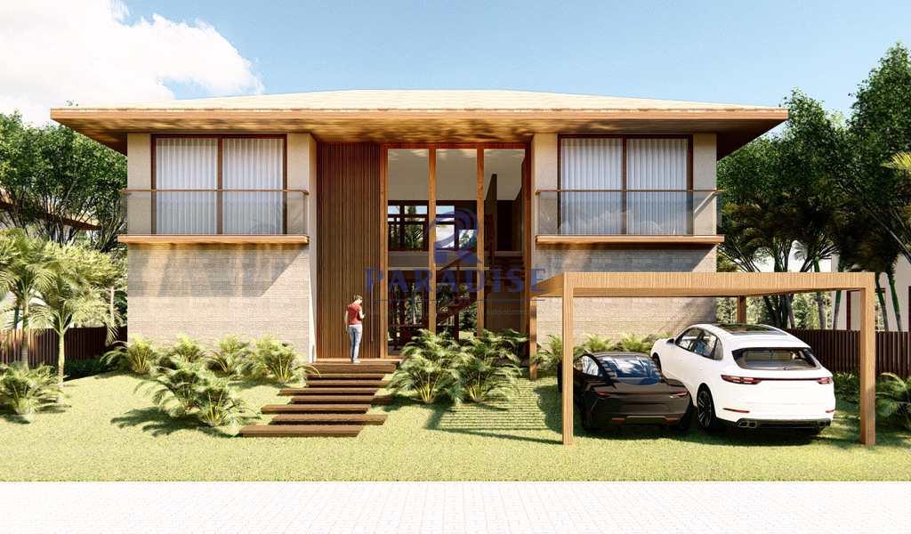 Casa em Praia do Forte, bairro Centro