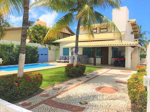 Casa, código 68490 em Camaçari, bairro Guarajuba