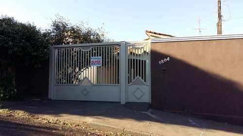 Casa, código 1612 em Jales, bairro Jardim América - Terceira Parte