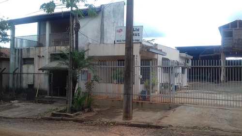 Terreno, código 1529 em Jales, bairro Parque Industrial II