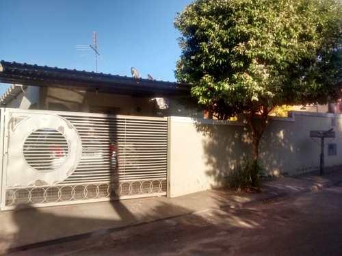 Casa, código 2405 em Jales, bairro Chácaras Bandeirantes