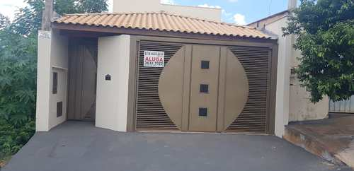 Casa, código 2463 em Jales, bairro Jardim do Bosque