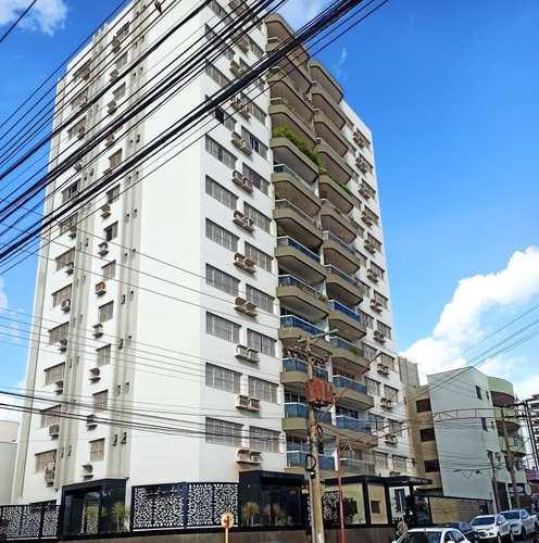 Apartamento, código 2507 em Jales, bairro Centro
