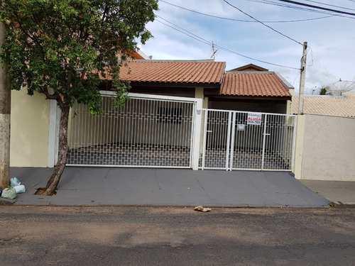 Casa, código 2509 em Jales, bairro Jardim Monterey