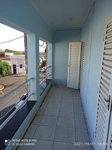 Apartamento, código 2568 em Jales, bairro Centro
