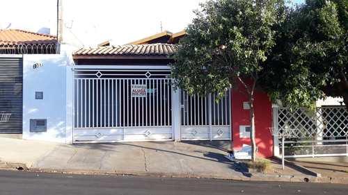 Casa, código 2774 em Jales, bairro Parque São Bernardo